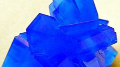 How to make a crystal of copper sulphate