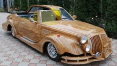 How to make a car out of wood