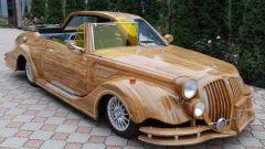 Как сделать машину из дерева