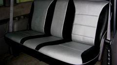 Как разобрать сиденье