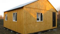 How to build a cheap summer house