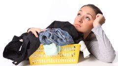Как отстирать мазут с одежды