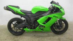 Как купить мотоцикл с аукциона