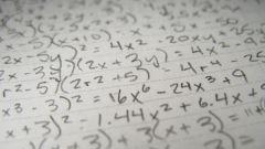 Как написать степень числа