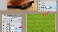 How to apply a layer mask in Photoshop