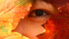 Как нарисовать слезу в Фотошопе