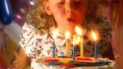 Как сделать детский день рождения