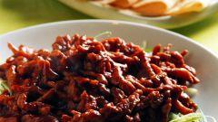 Как приготовить хе из мяса