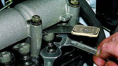 Как отрегулировать клапана ВАЗ 2106