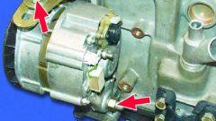 Как подтянуть ремень генератора на ВАЗ