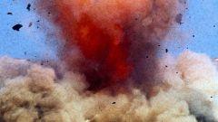 Как нарисовать взрыв