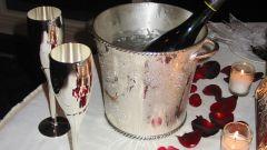 Как организовать романтический ужин