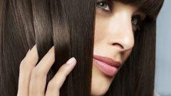 Как восстановить структуру волос