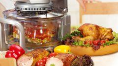 Как приготовить овощи в аэрогриле
