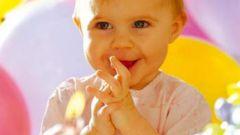 Как отметить первый день рождения малыша