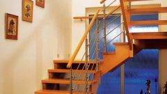 How to build stairs at the cottage