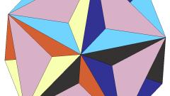 Как сделать модели многогранников