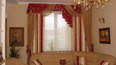 Как подобрать шторы для комнаты