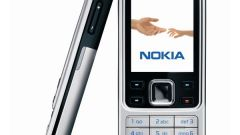 How to turn on Nokia 6300