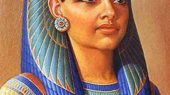 Как нарисовать фараона