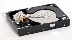Как поделить диск C на два