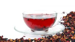 Как заваривать чай каркаде