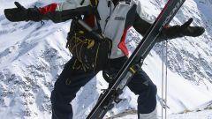 Как хранить горные лыжи