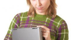 Как снять блокировку с ноутбука