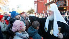 Как обращаться к патриарху