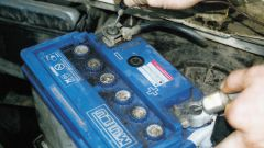 How to discharge car battery