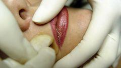 Как обесцветить усы