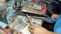 Как плавить серебро
