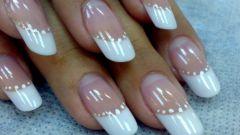 Как делать коррекцию акриловых ногтей