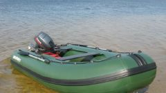 Как выбрать резиновую лодку
