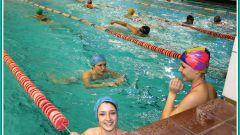 Как посещать бассейн