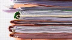 Как оформлять первичные документы