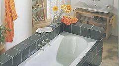 Как закрепить стальную ванну