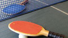 Как держать ракетку для настольного тенниса