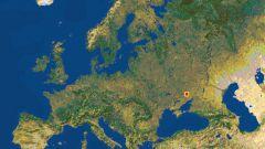 Как описывать географическое положение моря