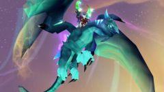 Как получить дракона Крыльев пустоты