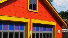 Как построить гараж из бруса