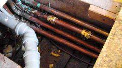 Как утеплить водопроводные трубы