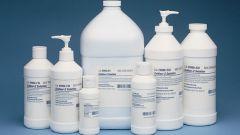 How to apply chlorhexidine