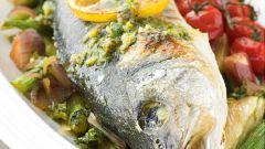 Как приготовить рыбу кефаль