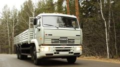 How do you set the ignition at KAMAZ