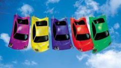 Как узнать цвет машины