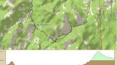 Как построить профиль местности