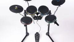 Как играть на барабанной установке