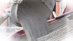 Как очистить бетон