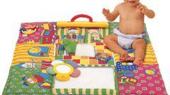 Как сделать развивающие коврики своими руками